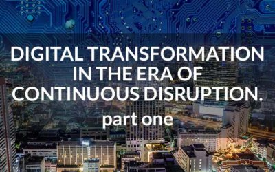 Thriving in the Era of Digital Disruption