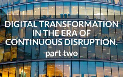 Rethinking Strategy in Digital Disruption
