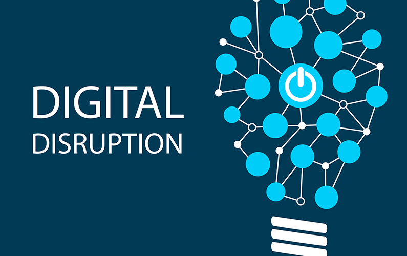 Tackling Digital Disruption