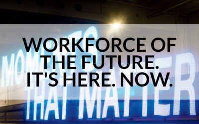 Workforce of the Future: Two Questions
